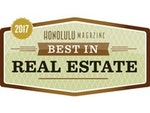 Honolulu Magazine Best in Real Estate