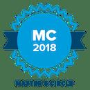 2018 Locations Master's Circle Cub Award