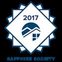 Sapphire Society Award 2017