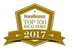 Hawaii Business Top 100 Realtors
