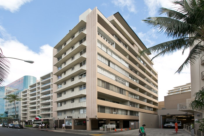 Niihau Apt Hotel Waikiki