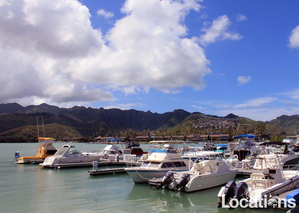 Hawaii Kai's koko Marina