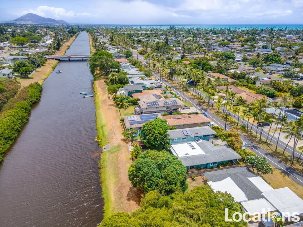 Kailua neighborhoods